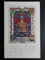 THE UNITED KINGDOM of GREAT BRITAIN & IRELAND & CANADA c1904 C.W. Faulkner 53b