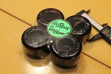 Roller Specs 1980's Large Soft Pool 60mm W1 Vintage Set of 4 Skateboard Wheels