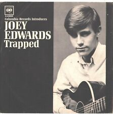 JOEY EDWARDS--PICTURE SLEEVE ONLY--(TRAPPED)--PS--PIC--SLV