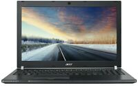 NEW Acer TravelMate 15.6 FHD Intel i7 3.1GHz 256 GB SSD 8 GB RAM Win7 Webcam Mic