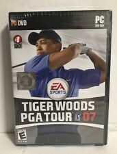 Tiger Woods PGA Tour 07 (Release 2006) PC DVD Game New & Factory Sealed