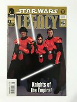 STAR WARS: LEGACY #6 (2006) | ADAM HUGHES COVER; NEWSSTAND VARIANT; DARK HORSE