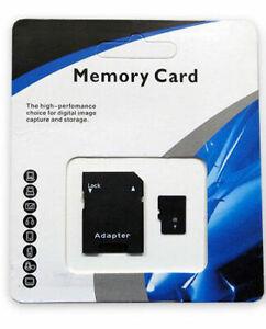 1TB/512GB/256GB/128GB/64GB Universal Micro SDXC TF Flash Memory Card Class 10