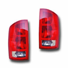 FOR 2002 2003 2004 2005 2006 DODGE RAM TRUCK TAIL LAMP LIGHT PAIR RIGHT & LEFT