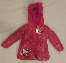 035f22e23 Hello Kitty Puffer Jacket Outerwear (Sizes 4 & Up) for Girls for ...