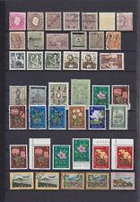 MACAU MACAO 1910-1968, 130 STAMPS