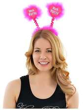 BRIGHT PINK HEN NIGHT PARTY BOPPER HEN NIGHT HEAD BOPPERS HEN PARTY ACCESSORY