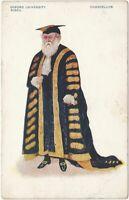Chancellor - Davis Oxford University Postcard Series