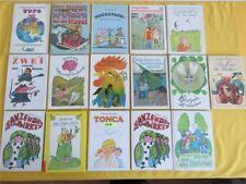 16 x Buchfink Bücher DDR Kinderbücher Kinderbuch Kinderbuchverlag Berlin 1978/89