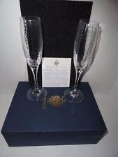 Faberge Bristol Champagne Flutes