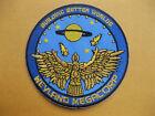 PROMETHEUS Weyland Megacorp ALIEN ALIENS Patch Badge 9.7 cm