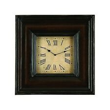 Traditional Square Wall Clock New