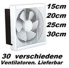 300mm Abluftventilator Abluftgebläse Ablüfter Abluft Ventilator Gebläse Lüfter