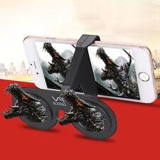 Mobile Phone Pocket 3D Virtual Reality Glasses Plastic Video VR Glass Universal