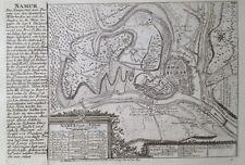 Namur siège 1726 fortification Bodenehr 1692