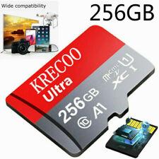 64GB 128GB 256GB Micro Memory SD Card 275MB/S Class10 Flash TF Card with Adapter
