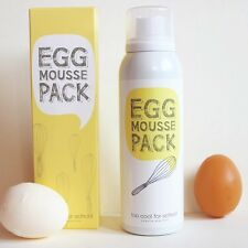FAST FREE US SHIPPING - New TOO COOL FOR SCHOOL Egg Mousse Pack Mask