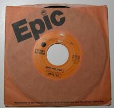 THE HOLLIES - Another Night / Time Machine Jive (45 RPM Single, 1975) VG+
