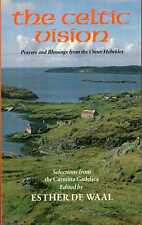 de Waal, Esther THE CELTIC VISION Paperback BOOK