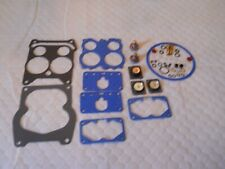 Holley 4165 Series Carb Rebuild Kit For 650-800 CFM -DP- Spread Bore- External