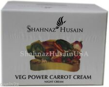 40g shahnaz Husain Carrot Night Cream Skin Moisturizer Anti Aging Fight Wrinkles