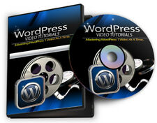 Wordpress Video Tutorials -38 Detailed Videos on How to Build Money Making Blogs