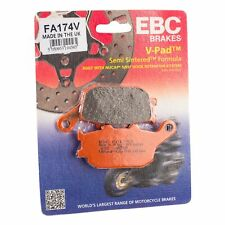 EBC Semi Sintered V Rear Brake Pads For Triumph 2005 Daytona 650 FA140V