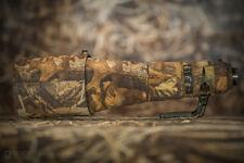 Nikon Nikkor 600 mm f/4E AF-S FL ED VR  lenscoat neoprene lens cover camouflage