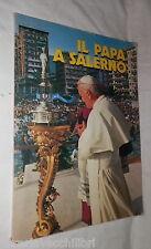 IL PAPA A SALERNO Guerino Grimaldi Istituto Anselmi 1985 Religione Cattolica di