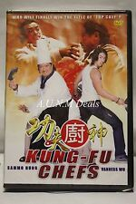 Kung-fu Chefs sammo hung ntsc import dvd English subtitle