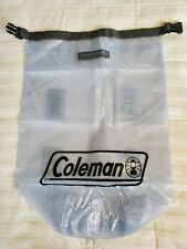 Coleman Dry Gear Bag - Small. $19.99 for Qty 2 or $8.99 for Qty 1