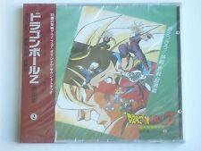 New Dragon Ball Z Music Collection 2 CD Soundtrack Anime 22T Shunsuke Kikuchi