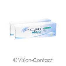 1-Day Acuvue Moist Multifocal 2 x 30 multifokale Kontaktlinsen Tageslinsen
