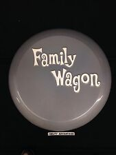 """Family Wagon Continental Tire Carrier Face Plate - 27 7/8""""D. For 15""""-16"""" Tire."""