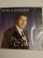 David Alexander - Concert (Live Recording, 1996) CD. New. Fast Free Delivery