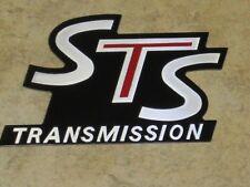 IH Farmall International 7288-7488 Tractor STS Transmission side hood emblem