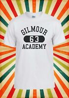 Gilmour 63 Academy Retro Funny Cool Men Women Vest Tank Top Unisex T Shirt 1820