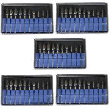 50 Fresas para pieza de mano de laboratorio micromotore dental /podología 2.35mm