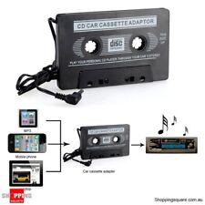 Cassette Aux adaptor Car Stereo Audio Convertor Cable Portable