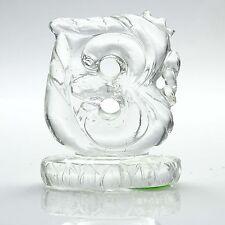 OM Statue voiture tableau Mini Figurine cristal clair taillé 134.10 CD954A CT.