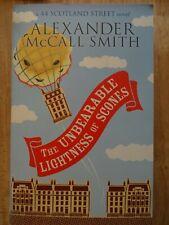 The 44 Scotland Street series: The unbearable lightness of scones by Alexander