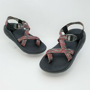 Chaco Mens Z2 Classic Sport Water Hiking Sandals Rushes Red Size 9 J105469