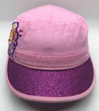 Disney Princess Sofia The First Cadet Cap Hat Girl Adjustable Cotton Pink