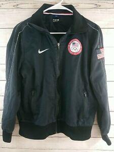 Rare Nike NSW 2012 USA Olympics Team Bomber Jacket Size XL