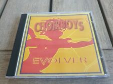 CD THE CHOIRBOYS - Evolver (Rare 80's Australian Rock)