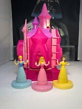 Disney Princess Castle Stampers Play-Doh Playset Cinderella Aurora Belle Hasbro