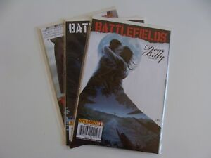 BATTLEFIELDS: DEAR BILLY #1-3 Complete - Dynamite Comics VF/NM Garth Ennis 2009