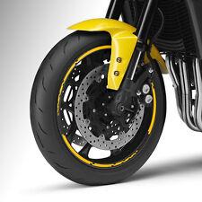 Felgenrand Aufkleber DUAL-GP Motorrad Felgenrandaufkleber Felgenaufkleber #1179