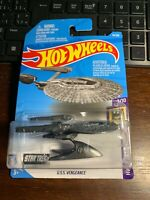 Hot Wheels Star Trek USS Vengeance starship HW Screen Time 7/10