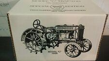 Ertl John Deere C 1/16 diecast metal farm tractor replica collectible / toy